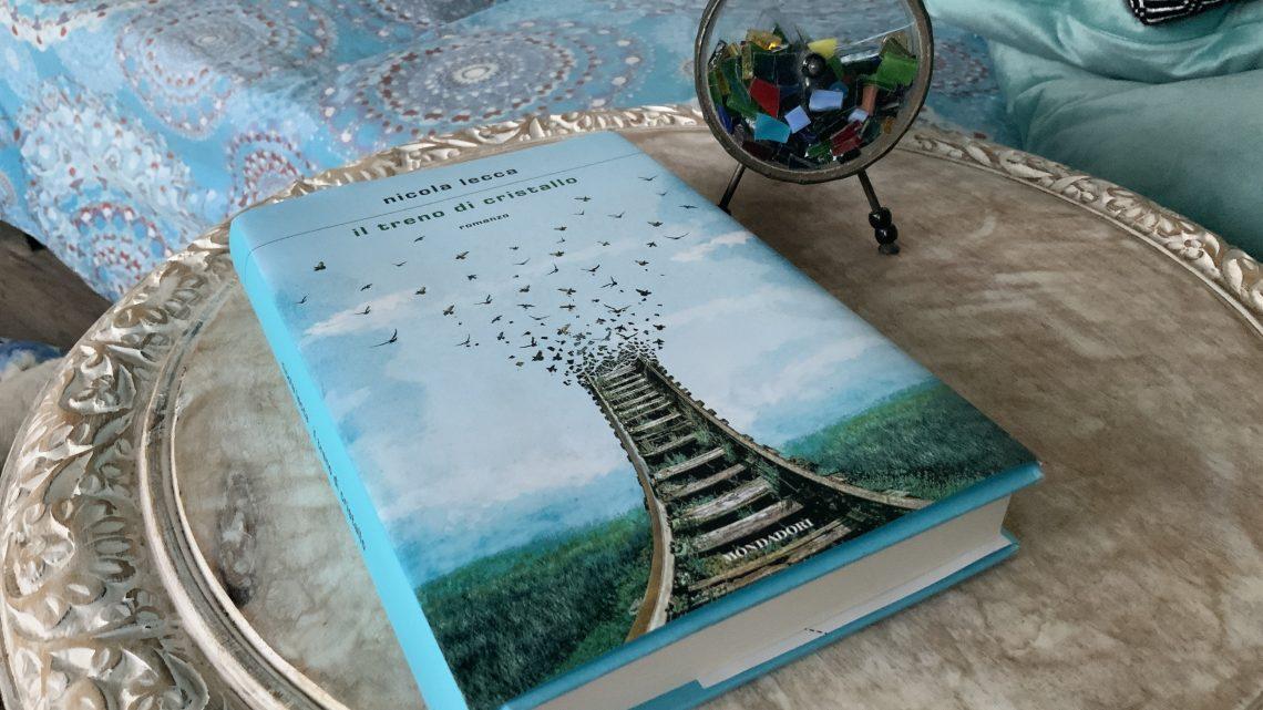 """""""Il treno di cristallo""""  di Nicola Lecca – Il viaggio più emozionante: l'autenticità"""