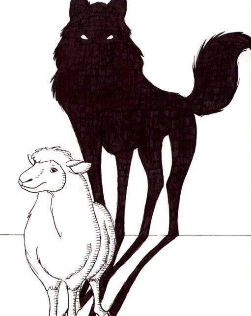"""Depressione: """"una pecora travestita da lupo"""". (l'impotenza appresa)"""